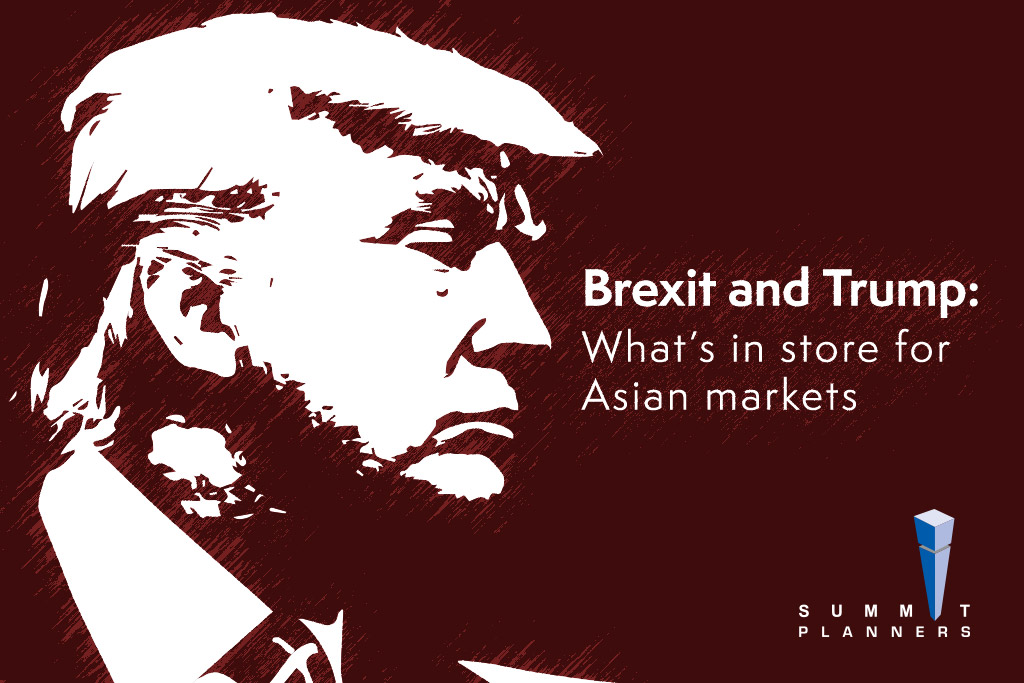Brexit and Trump: What's in store for Asian markets