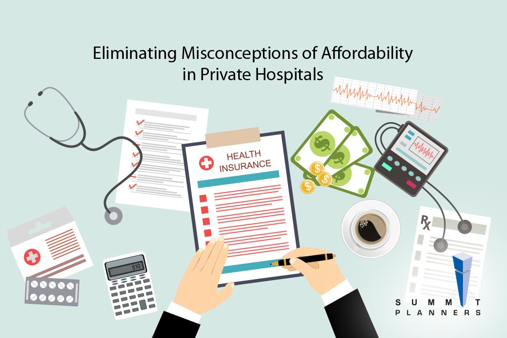 Eliminating Misconceptions of Affordability in Private Hospitals