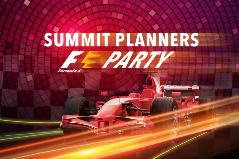 Summit Planners F1 Party