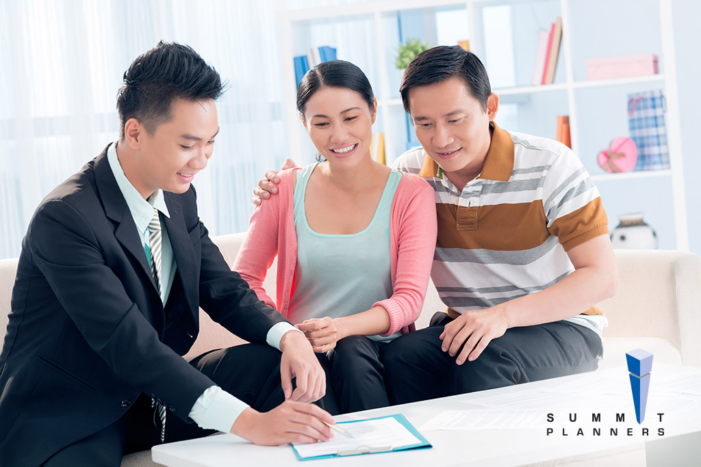 Do you need to speak with a financial advisor?