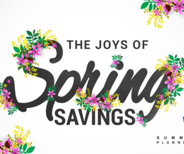 The Joys of Spring Savings