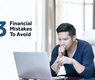 3 Financial Mistakes To Avoid