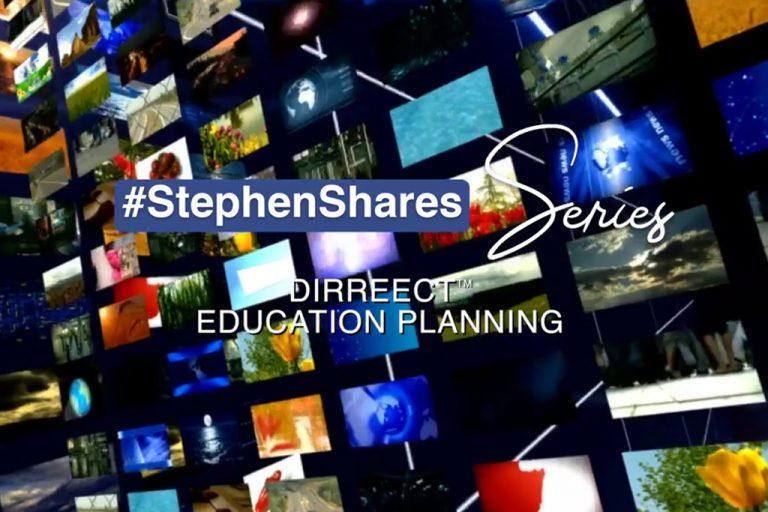 DIRREECT™ - Education Planning