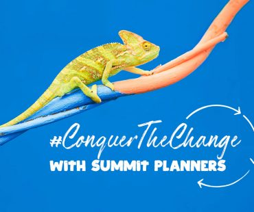 #ConquerTheChange with Summit Planners