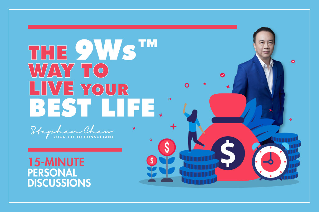 Learn The 9Ws™ Way with Stephen